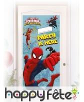 Déco Spiderman pour anniversaire, image 9