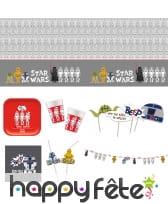 Décoration Star Wars animé pour table