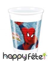 Décorations spiderman web warriors d'anniversaire, image 2