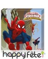 Décorations spiderman web warriors d'anniversaire, image 3