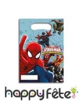 Décorations spiderman web warriors d'anniversaire, image 5