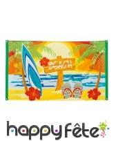 Décorations tropicale beach de table, image 7