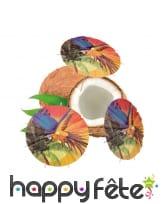 Décorations tropicale beach de table, image 1
