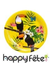 Décorations toucan exotique, image 12