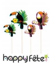 Décorations toucan exotique, image 9