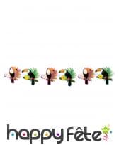 Décorations toucan exotique, image 15