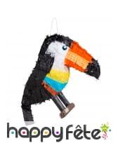 Décorations toucan exotique, image 2