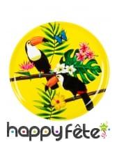 Décorations toucan exotique, image 7