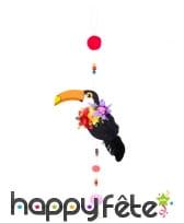 Décorations toucan exotique, image 18