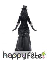 Déguisement veuve noir fantome, image 2