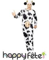 Déguisement vache tachetée