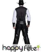 Costume de bandit armé du western, image 1