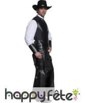 Costume de bandit armé du western, image 2