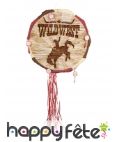 Déco Western Wild West pour table d'anniversaire, image 6