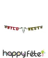 Décorations western wild west d'anniversaire, image 8