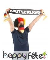 Echarpe Allemagne de supporter, image 1