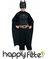 Ensemble Batman dark Knight pour enfant, officiel