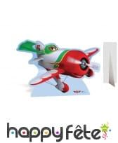 El Chupacabra en carton plat, Planes