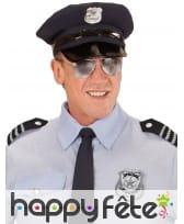 Ensemble d'accessoires de policier pour adulte, image 1