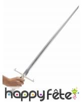 Epée de chevalier luxe de 88cm, image 1