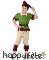 Ensemble de garçon des bois pour enfant, image 3