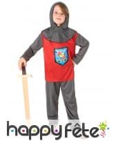 Ensemble de petit chevalier pour garçon