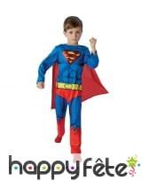 Ensemble de superman pour enfant