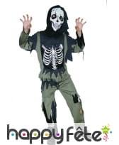 Ensemble de zombie squelette pour enfant, image 1