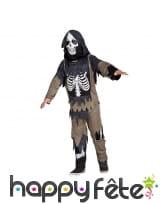 Ensemble de zombie squelette pour enfant