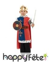 Epée et petit bouclier de chevalier
