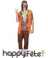 Ensemble hippie pour homme adulte