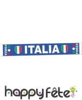 Echarpe Italie de supporter