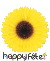 Eventail tournesol