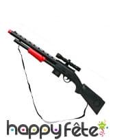 Fusil à lunettes en plastique de 68 cm
