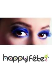 Faux-cils bleus autofixants, image 1