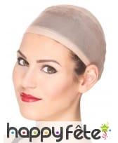 Filet couleur chair pour les cheveux, image 1