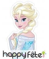 Feuille Elsa La Reine des Neiges azyme