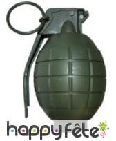 Fausse Grenade en plastique