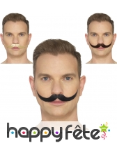 Fausse moustache anglaise