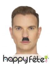 Fausse moustache brosse à dent, image 1