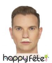 Fausse moustache brosse à dent, image 2
