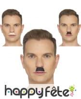Fausse moustache brosse à dent