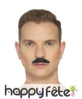 Fausse moustache chevron, image 1