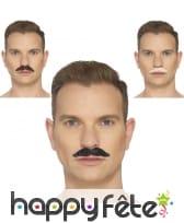 Fausse moustache du professionnel