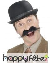Fausses moustaches de detective, image 1