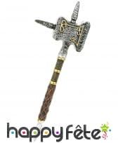 Faux marteau de combat viking, 56cm