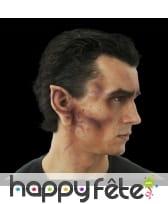 Fausses oreilles pointues démoniaques