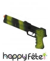 Faux pistolet militaire de 30 cm