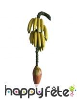 Faux régime de bananes, 84 cm