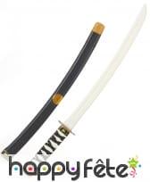Faux sabre de Ninja pour enfant de 60cm
